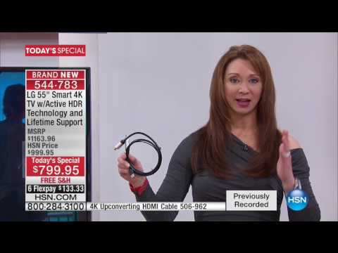 HSN | LG Electronic Connection 03.26.2017 - 05 AM