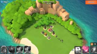 Boom Beach Gameplay Walkthrough - Haul for Android/IOS