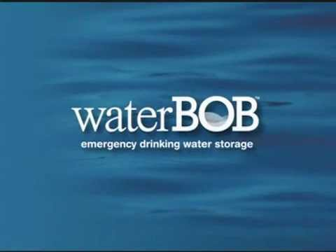 waterBOB - Emergency Drinking Water Storage  sc 1 st  YouTube & waterBOB - Emergency Drinking Water Storage - YouTube