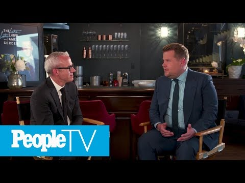 James Corden Shares Plans To Move Back Home To London — Someday | PeopleTV