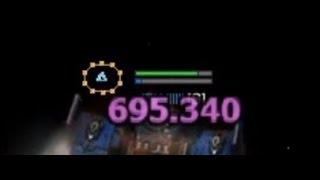 Darkorbit Luky The biggest DMG Bug 700k!!!