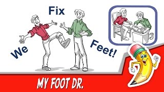 Quick Draw Services Foot Dr Video