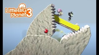 LittleBIGPlanet 3 - Super Angry Whale [Playstation 4]