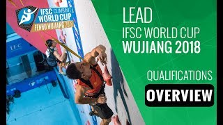 The penultimate Lead #IFSCwc of 2018, find out where things stand a...