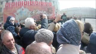 Парад Победы 9.05.2017, Санкт-Петербург
