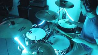 Queens of the Stone Age - My God is the Sun Drum Cover [STUDIO RECORDING] thumbnail