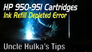 HP 950 951 Ink Refill Error - …