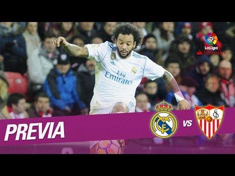 Previa Real Madrid vs Sevilla FC