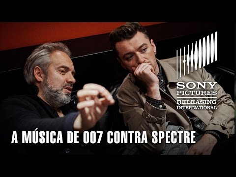 A Música de 007 Contra Spectre   Clipe Legendado   5 de novembro nos cinemas