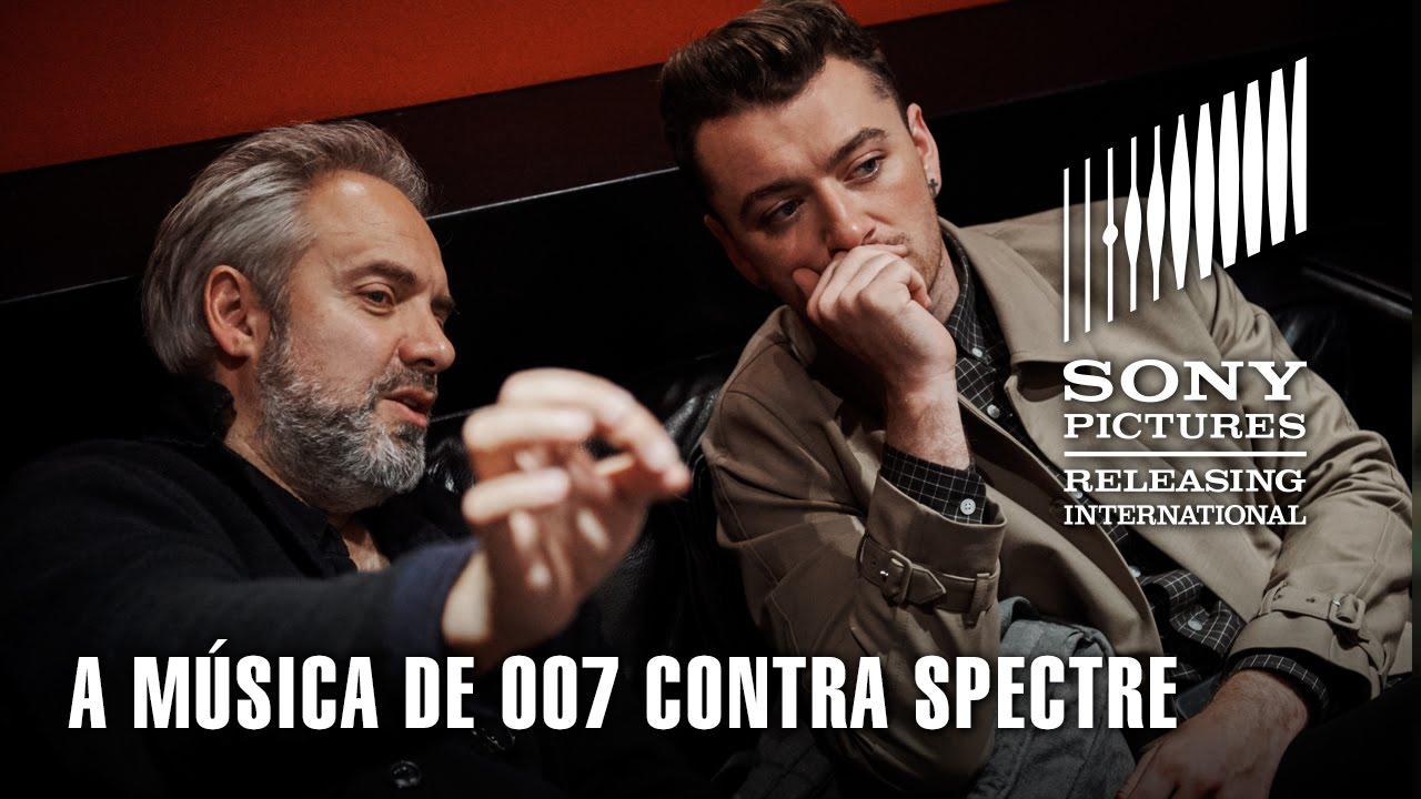 A Musica De 007 Contra Spectre Clipe Legendado 5 De Novembro