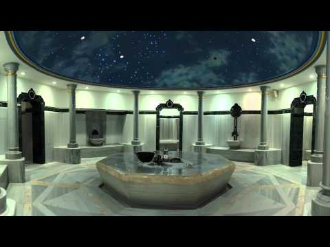 # 150 - *Soft Spoken* Turkish Bath Massage Relaxation