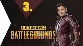 #3. NEM KAPTOK EL ÉLVE! :D | PlayerUnknown