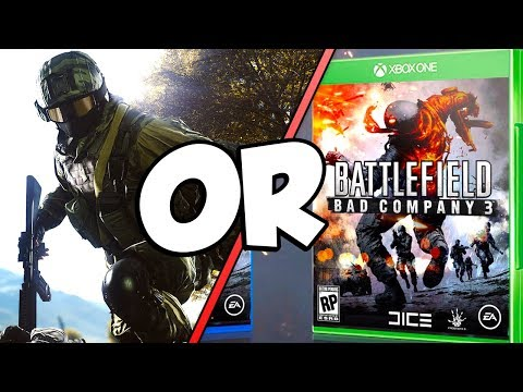 Battlefield 5 OR Bad Company 3?