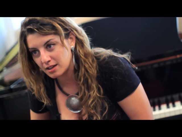 SISSY CASTROGIOVANNI -  Promo Video 2012