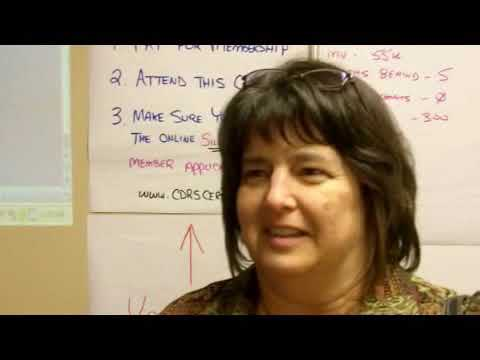 Debra Hagen comments on powerful CDRS Certificatio...