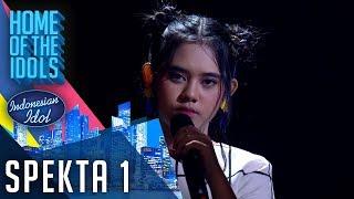 ZIVA - BERHARAP TAK BERPISAH (Reza Artamevia) - SPEKTA SHOW TOP 15 - Indonesian Idol 2020