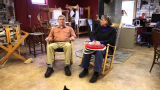Shaker Rocking Chair Video