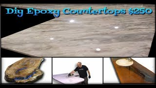 Epoxy countertops, What will you create today? thumbnail