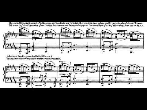 Vocal Score Die Walkure