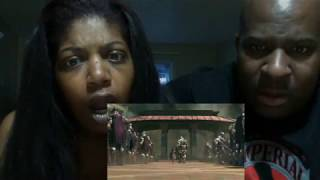 """Avengers: """"Infinity War"""" 2nd Trailer Reaction. Blackey/Livewire"""