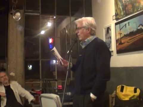 Rudy Rucker Reads At Pravic SF Extravaganza 2: Electric Boogaloo