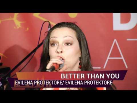 International Jazz Day Latvia 2016: Pienenu Vins at RigaTV 24