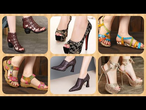 Beautiful Bellies Shoes Images / Photo Collection || Latest Trendy and Styles Shoes For Ladies from YouTube · Duration:  2 minutes 28 seconds