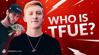 How Tfue Became the World's Best Fortnite Player: The Turner Tenney Story