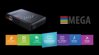 Red360 Mega iptv with premium subscription 1st Unboxing & Review