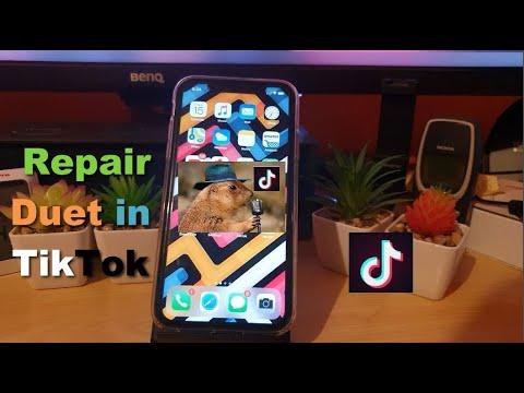 Duet Not Working In Tiktok Fix Repair Duet Youtube