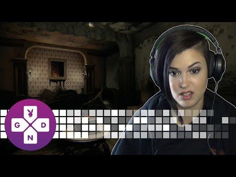 Gamer Next Door Amelia Talon Plays 'Layers of Fear' Part 2
