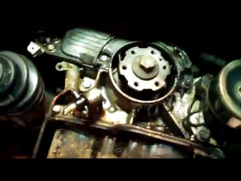 Фото к видео: Timing belt replacement 1999 Mazda Millenia S 2.3L miller engine Install Remove