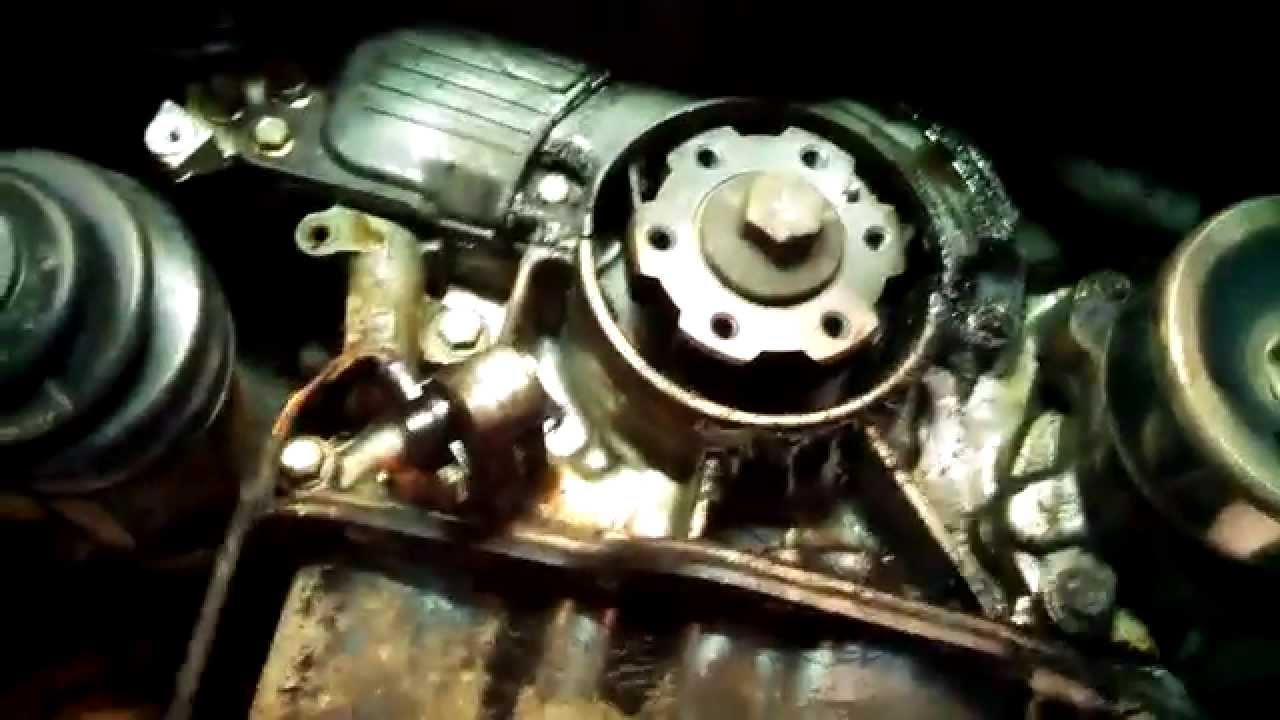 timing belt replacement 1999 mazda millenia s 2 3l miller engine install remove youtube [ 1280 x 720 Pixel ]