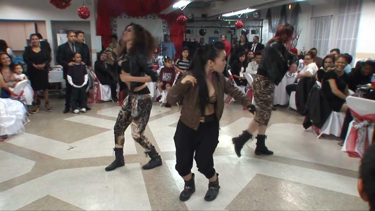 Nami Suzuki Dancers - YouTube