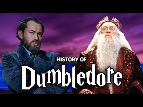 The History of Albus Dumbledore | Harry Potter