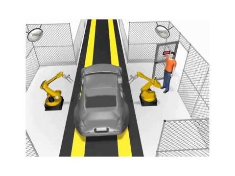 Robotics Technician Certificate Program - Robot Safety - Environment Access Control