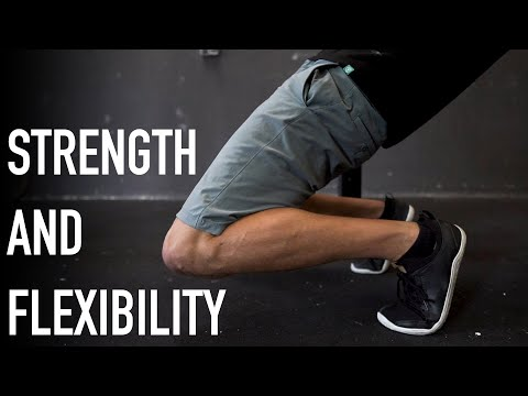 STRONG & FLEXIBLE | Lower Body Workout! (SETS & REPS)