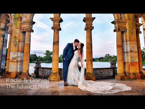 Hever Castle wedding video | Kade & Daniel
