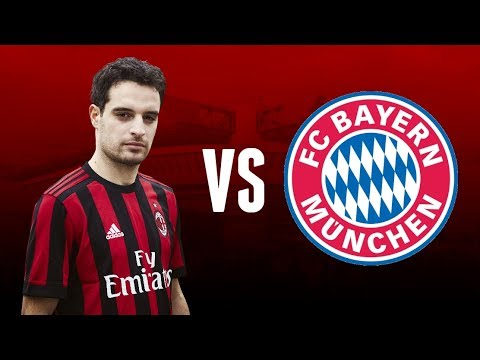 Giacomo Bonaventura VS FC Bayern München | AC Milan - ICC Friendly Game | 18-07-2017 | Milan Actu HD