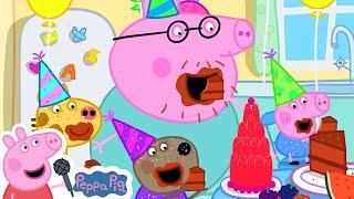 Peppa Pig Official Channel | Happy Birthday Song | More Nursery Rhymes + Kids Songs