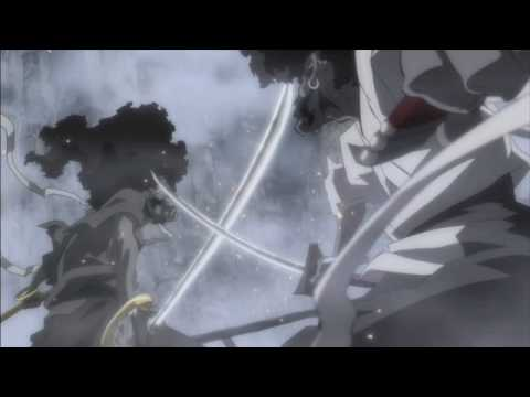 Afro Samurai - Complete Murder Sessions on Blu-ray 6/22/10 - Anime Trailer