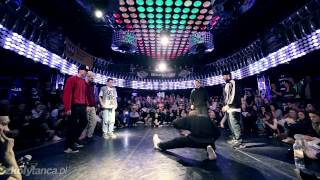 Finał Bboying Rytm Ulicy 2015: Def Street vs Spontan Funky Shit