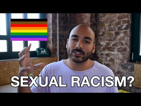 Sexual Racism In The LGBT+ Community? | Alex Leon