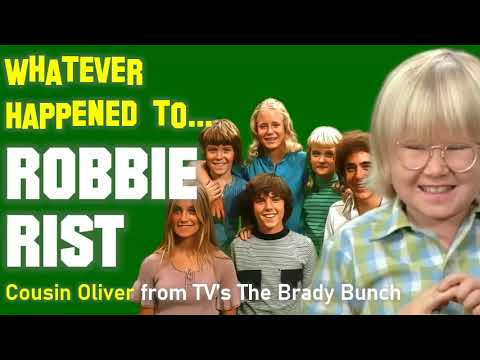 Whatever Happened to Robbie Rist - Cousin Oliver from TV's The Brady Bunch