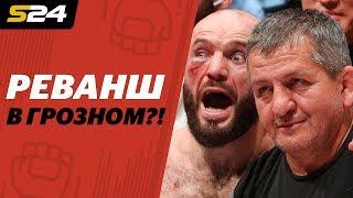 Камил Гаджиев – о бое Минеев vs Исмаилов, реванше в Грозном, Киркорове и судействе | Sport24