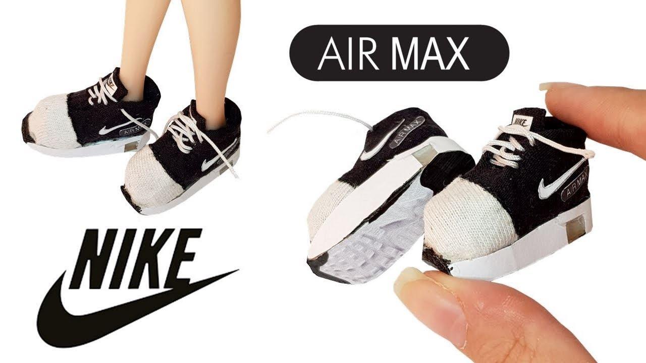 chaussure miniature nike