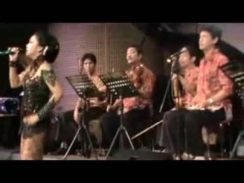 Keroncong Irama Kasih Feat Sundari Soekotjo - Kr. Tanah Airku.