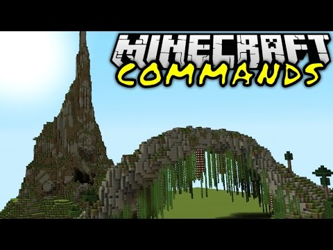 WORLD EDIT COMMAND! | Minecraft Commands #27 | ConCrafter