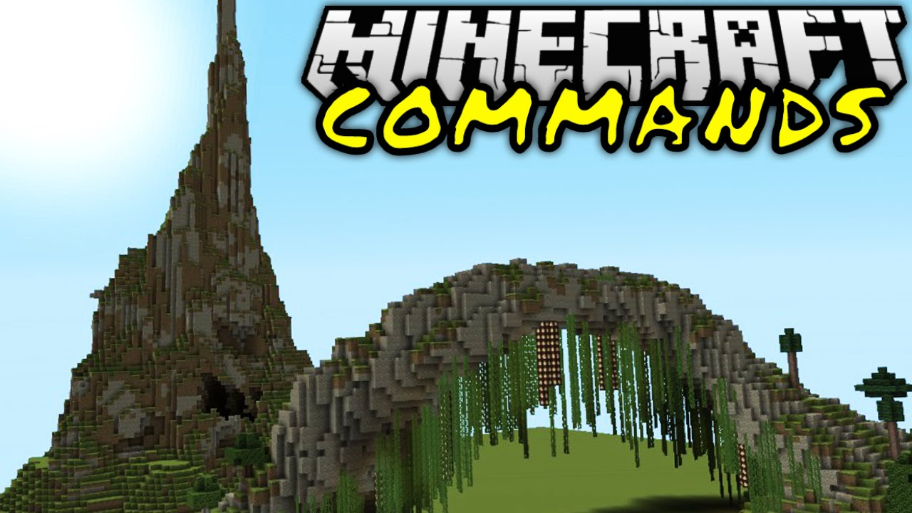 world edit command minecraft commands 27 concrafter youtube