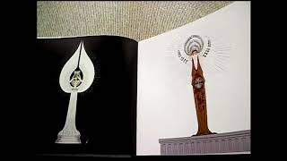 Erté - Art Deco Master of Graphic Art & Illustration [Flip Through]